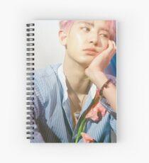 EXO Ko Ko Bop Chanyeol Spiral Notebook