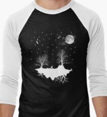 Almost Alone Men's Baseball ¾ T-Shirt