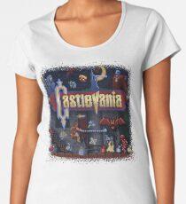 Vania Castle Women's Premium T-Shirt