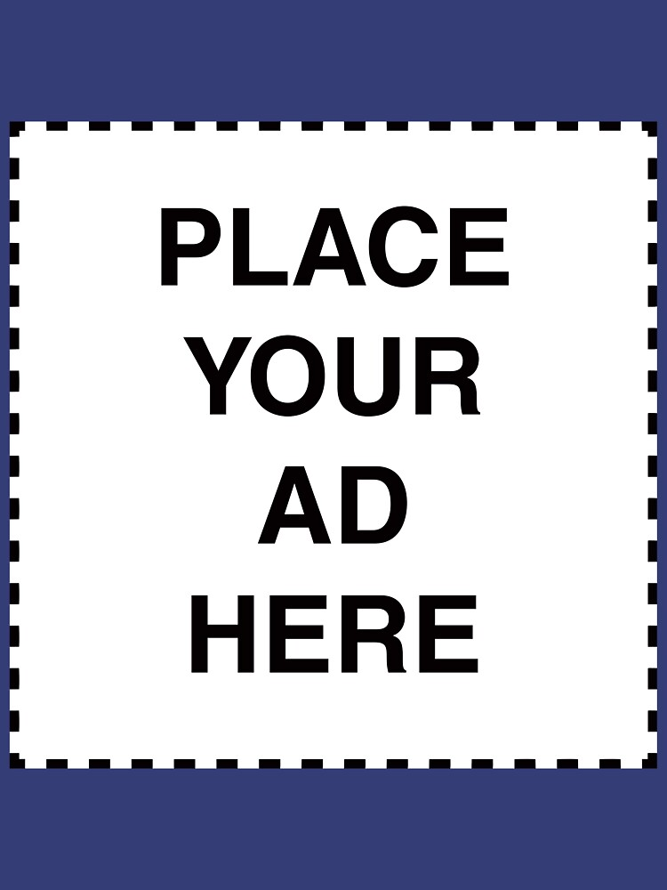Place Your Ad Here by anfa