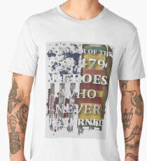 Veteran Gifts - In Honor Of The 58479 Heroes Men's Premium T-Shirt