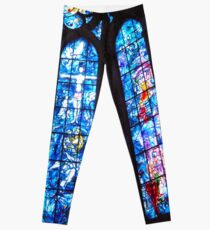Axial chapel stained glass windows Leggings