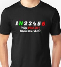 1N23456 Motorcycle Gear T-Shirt