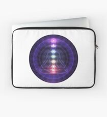 Yoga Meditation Chakra Laptop Sleeve