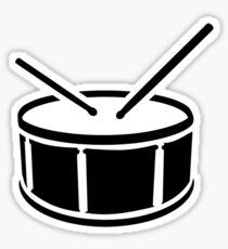 Drum drumsticks Sticker