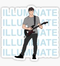 Shawn Mendes Illuminate Sticker