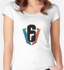 T-shirt :: Gaming :: Rainbow Six: Siege Women's Fitted Scoop T-Shirt