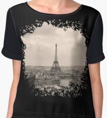 Paris Women's Chiffon Top