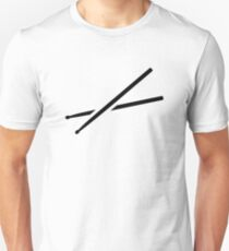 Drumsticks Unisex T-Shirt