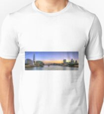 London Panorama seen from Tower bridge T-Shirt