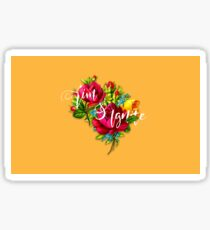 AIM & IGNITE Sticker