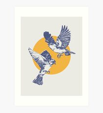 Sparrows wall art redbubble sparrows art print thecheapjerseys Image collections