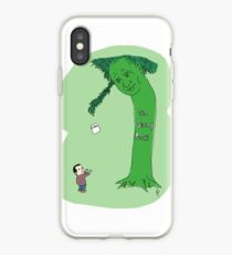 The Giving Treason iPhone Case