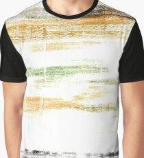 Milk abstract watercolor background Graphic T-Shirt