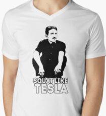Tesla Squating T-Shirt