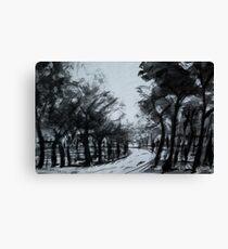 landscape 10 Canvas Print