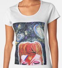 Starman - David Bowie Women's Premium T-Shirt