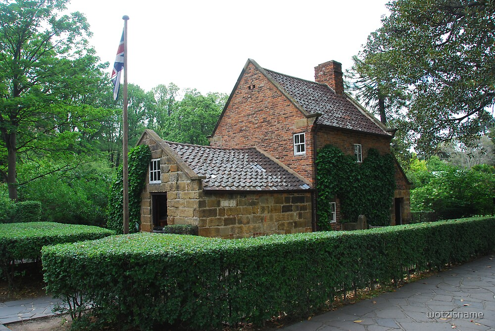 Cooks Cottage - Melbourne by wotzisname