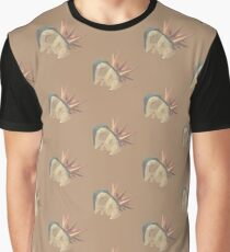 cyndaquil paper  Graphic T-Shirt