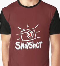 Snapshot Camera. Graphic T-Shirt