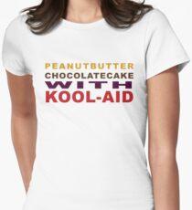 Peanut Butter Chocolate Cake With Kool-Aid T-Shirt