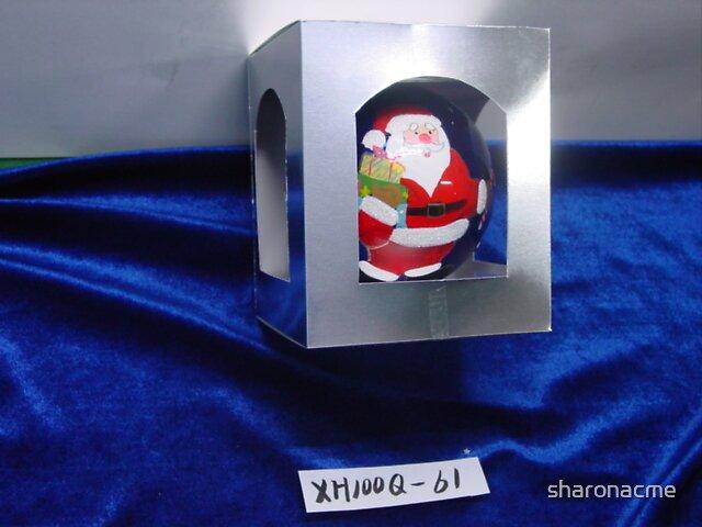 christmas ball by sharonacme