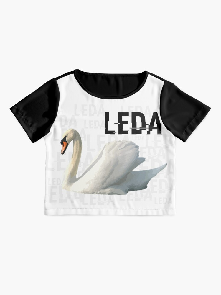 Alternate view of Project Leda & The Swan - Orphan Black Chiffon Top