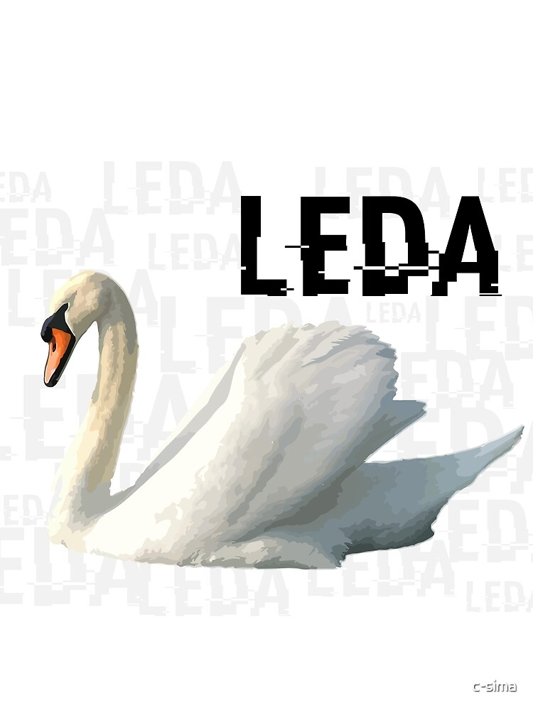 Project Leda & The Swan - Orphan Black by c-sima