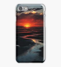 Great Salt Lake Sunset iPhone Case/Skin
