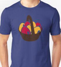 Easter eggs basket Unisex T-Shirt
