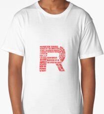 Team Rocket Motto Long T-Shirt