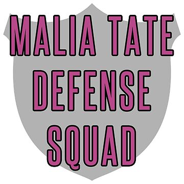Malia Tate Defense Squad by PunkHale
