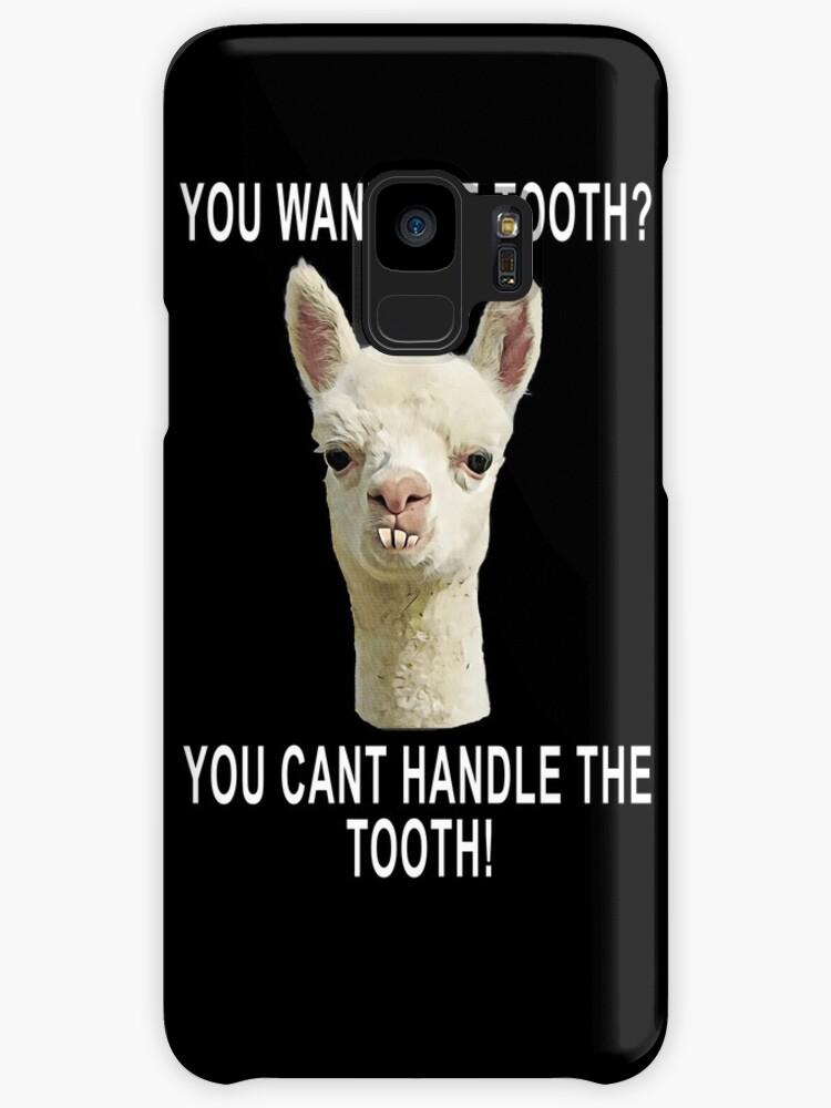 e64bc6cfc28e Sie können den Zahn-Witz-Lama-lustigen Entwurf nicht behandeln ...