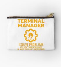 TERMINAL MANAGER - NICE DESIGN 2017 Studio Pouch