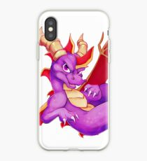The Legend of Spyro iPhone Case