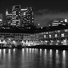 Night lights by Gino Iori