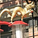 Dragon Lamp by phil decocco
