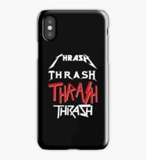 THRASH iPhone Case/Skin