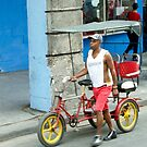 Pedicycle For Two by phil decocco