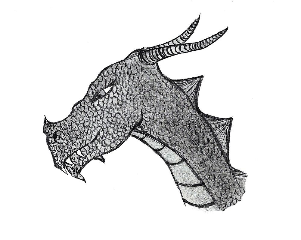 Dragon Figurehead by VikingHorde