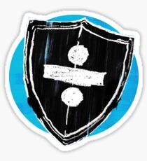ed sheeran save myself design - Blues song Sticker