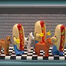 Hot Dogs !  by minifignick