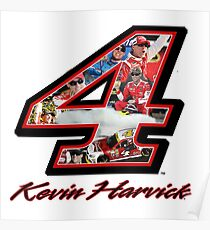 Kevin Harvick Tribute Design (Assorted Products) - #4Ever Poster