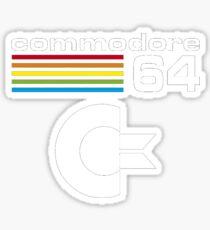 Commodore 64 tshirt Sticker