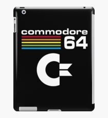 Commodore 64 tshirt iPad Case/Skin