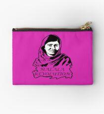 Malala Revolution Zipper Pouch