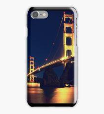 Golden Waters iPhone Case/Skin