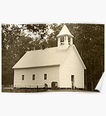 Primitive Baptist Church Poster