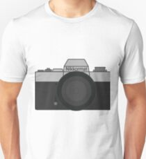 Nikkormat Film camera  T-Shirt