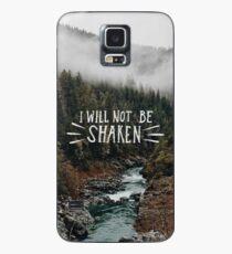Christliches Zitat Hülle & Klebefolie für Samsung Galaxy